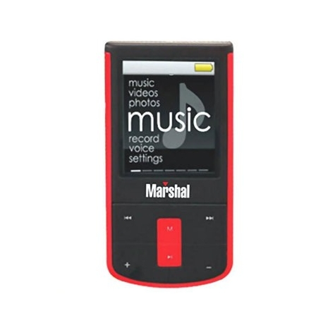 تصویر Marshal ME-1121 8GB MP4 Player