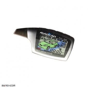 دزدگیر تصویری خودرو مجیکار M903F Magicar