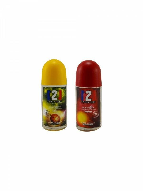 رول ضد تعریق 121 مدل ZG101 حجم 50 ml مجموعه 2 عددی