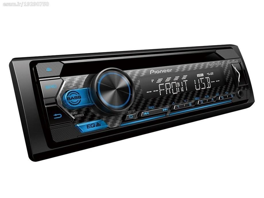 تصویر پخش پایونیر مدل DEH-S1252UB Pioneer DEH-S1252UB Car Audio
