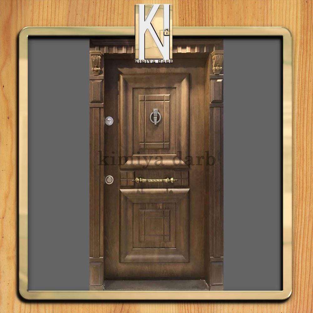 تصویر درب ضد سرقت سوپر لوکس کد 1107