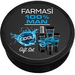ست هدیه مردانه 3 عددی من کولفارماسی | Farmasi 3 Pieces Gift Set For Men