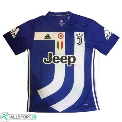 پیراهن یوونتوس Juventus Fifa 18 Special Edition Blue 4th