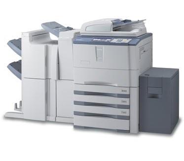 تصویر دستگاه کپی توشیبا مدل ای استدیو 656 کپی توشیبا e-STUDIO 656 Copier