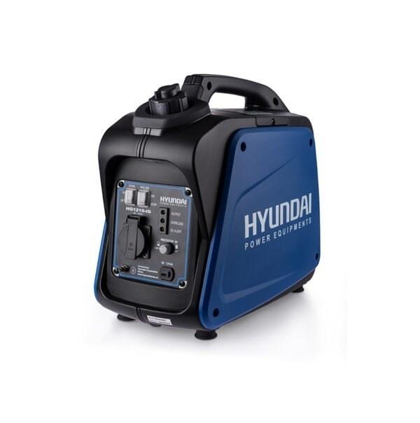 تصویر موتور برق بنزینی هیوندای مدل HG1210-IG Hyunda HG1210IG