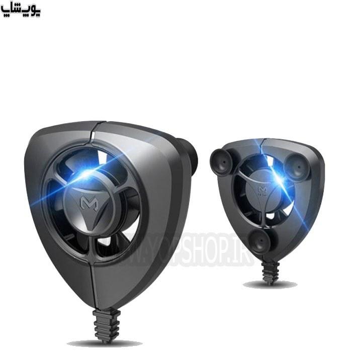 تصویر فن خنک کننده گوشی ممو مدل MEMO FL02