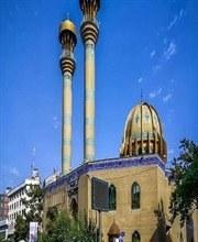 تصویر مسجد نور منطقه6
