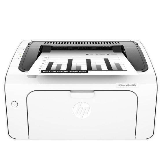 تصویر پرینتر لیزری اچ پی مدل LaserJet Pro M12w HP LaserJet Pro M12w Laser Printer