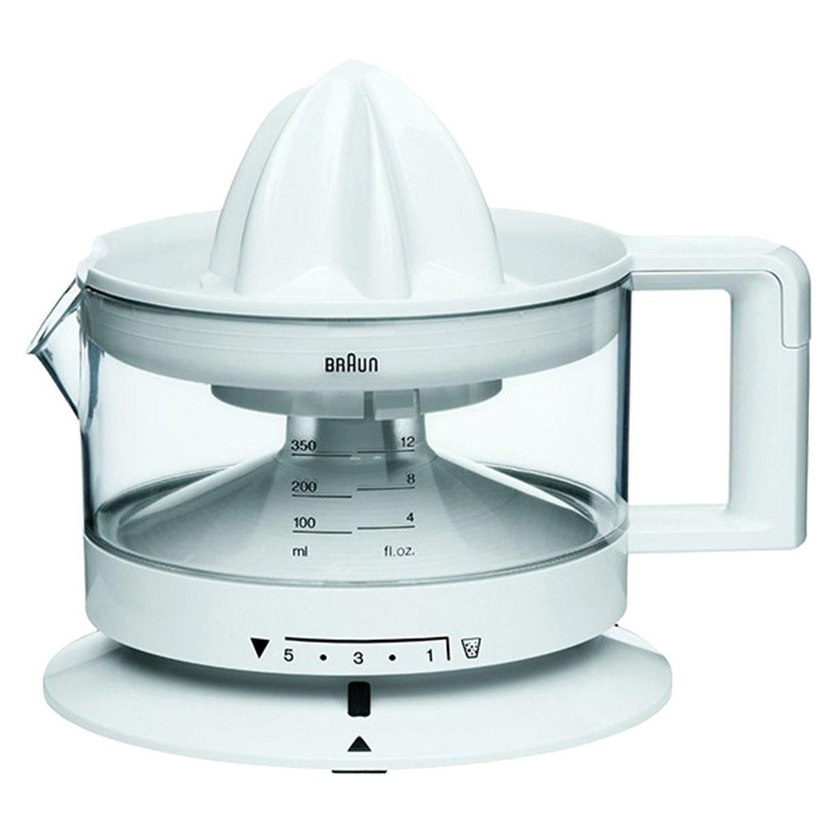 تصویر آب مرکبات گیری براون مدل BRAUN CJ3000 BRAUN Citrus Press CJ3000