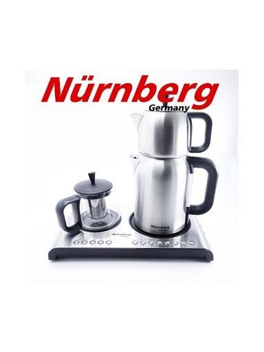 تصویر چای ساز دومنظوره نورنبرگ مدل NG-333