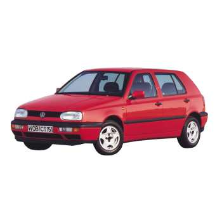 خودرو فولکس واگن Golf دنده ای سال 2002   Volkswagen Golf 2002 MT
