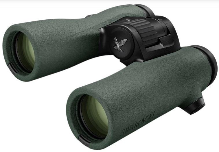 تصویر دوربین شکاری دو چشمی سواروفسکی  Swarovski NL Pure 10X42