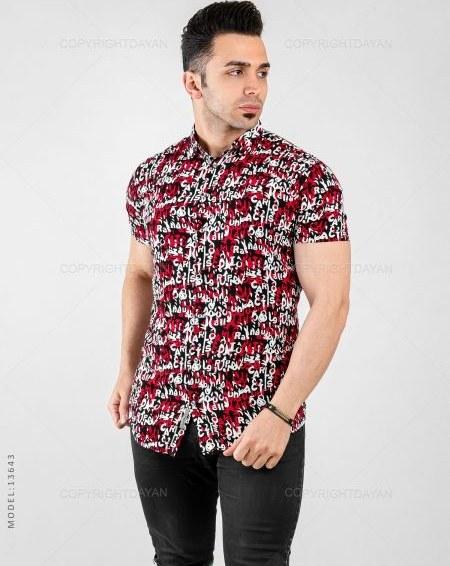 تصویر پیراهن مردانه Marlon مدل 13643
