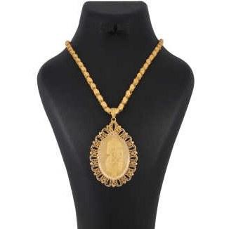 گردنبند طلا 18 عیار زنانه کد G584