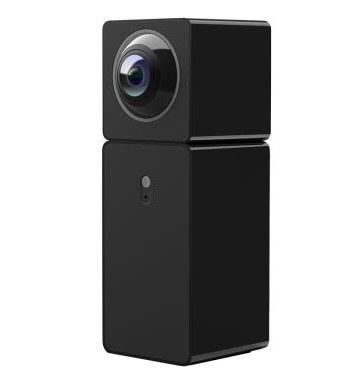 تصویر IP Camera Xiaomi HUALAI QF3 دوربین تحت شبکه شیائومی HUALAI QF3 دابل لنز