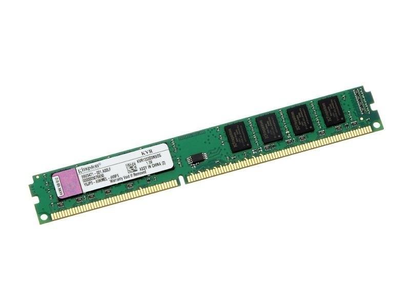 رم کامپیوتر کینگستون 2GB DDR3 1333
