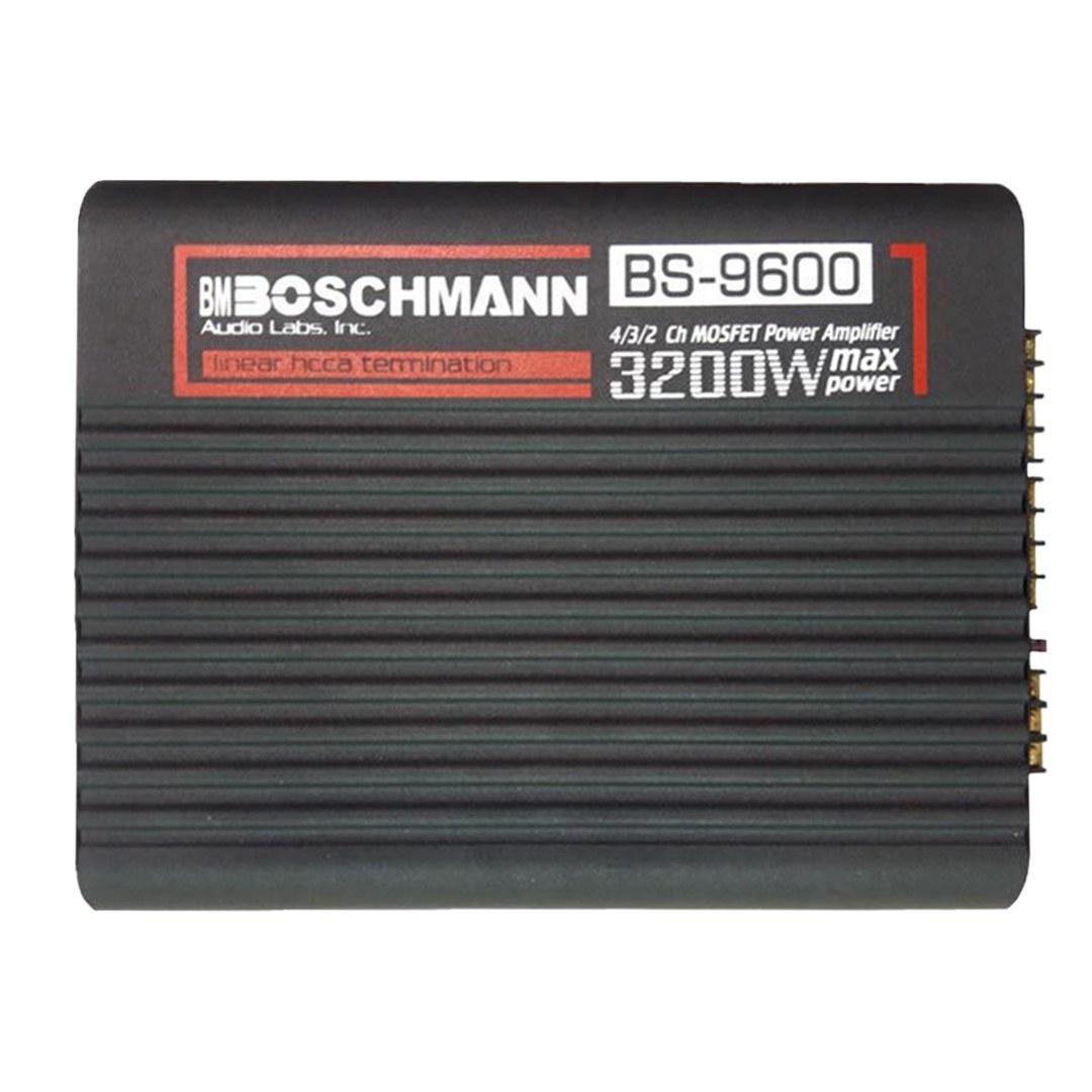 تصویر آمپلی فایر بوشمن مدل BS-9600