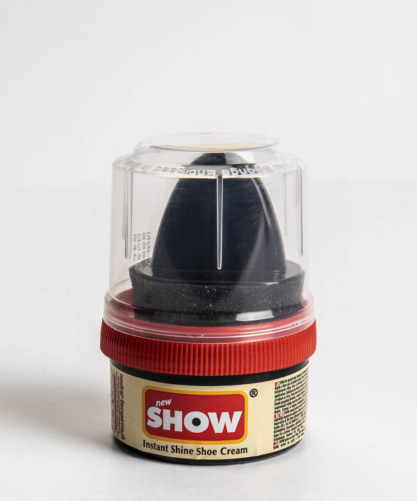 تصویر واکس لیوانی براقکننده کفش شو Show مدل G1019 حجم 50 میلیلیتر