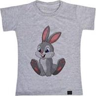 تصویر تی شرت دخترانه 27 طرح خرگوش کد T01