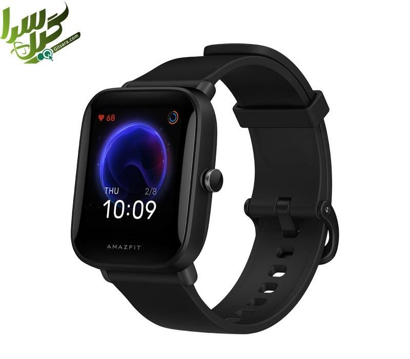 تصویر ساعت هوشمند امیزفیت مدل Bip U Global Amazfit Bip U Global Smartwatch