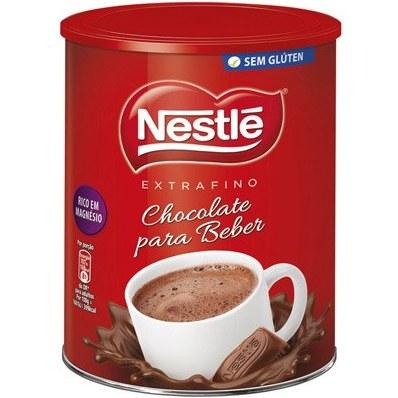 تصویر شکلات داغ نستله 390 گرمی