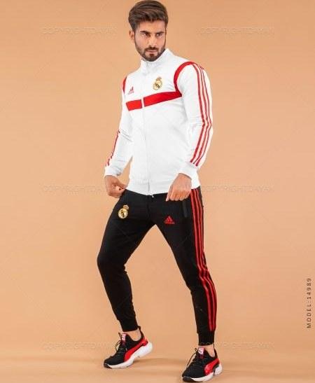 تصویر ست سویشرت و شلوار مردانه Adidas مدل 14989