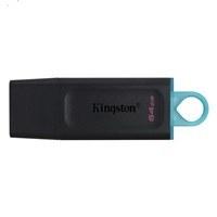 تصویر فلش ۶۴ گیگ کینگستون Kingston DataTraveler Exodia USB3.2 ا Kingston DataTraveler Exodia 64GB USB3.2 Flash Memory Kingston DataTraveler Exodia 64GB USB3.2 Flash Memory