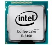 پردازنده مرکزی اینتل سری Coffee Lake مدل Core i3-8100Intel Coffee Lake Core i3-8100 CPU |