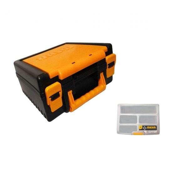 تصویر جعبه ابزار پلاستیکی مخصوص دریل مهر - بی باکس