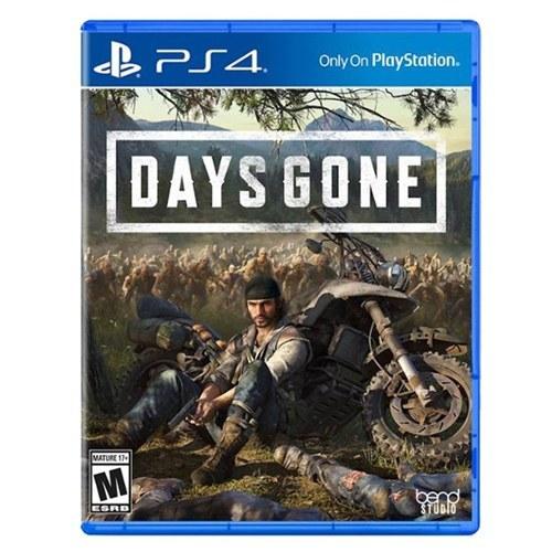 بازی پلی استیشن ۴ Days Gone مناسب برای پلی استیشن 4 ریجن 2