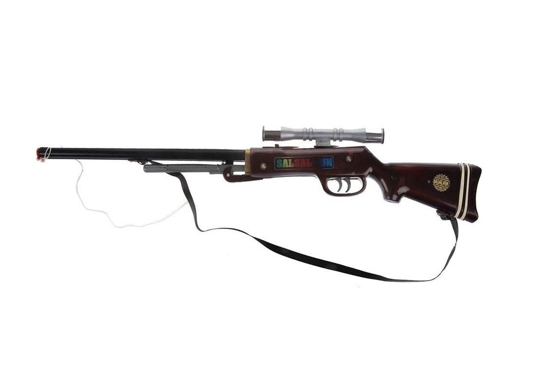 تصویر تفنگ اسباب بازی مدل Salsal Gun
