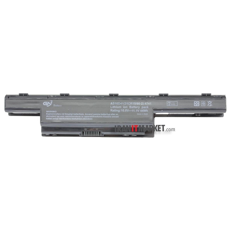 تصویر باتری لپ تاپ ایسر battery acer aspire 5750 با ظرفیت 4000 میلی آمپر