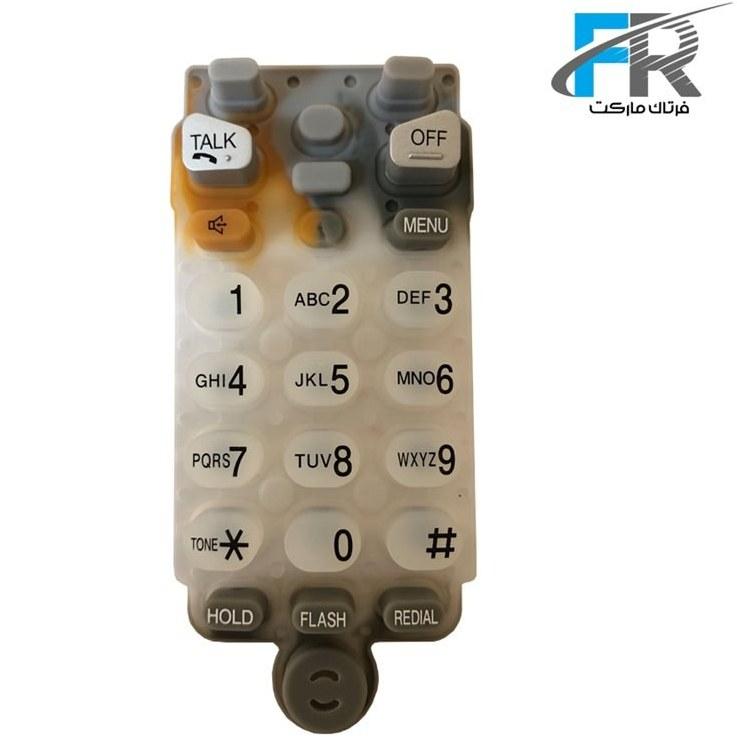 تصویر صفحه کلید یدکی گوشی بی سیم پاناسونیک KX-TGA236JX