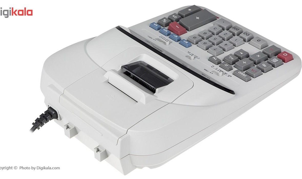 تصویر ماشين حساب مدل DR-1212 LA کاسیو Casio DR-1212 LA calculator