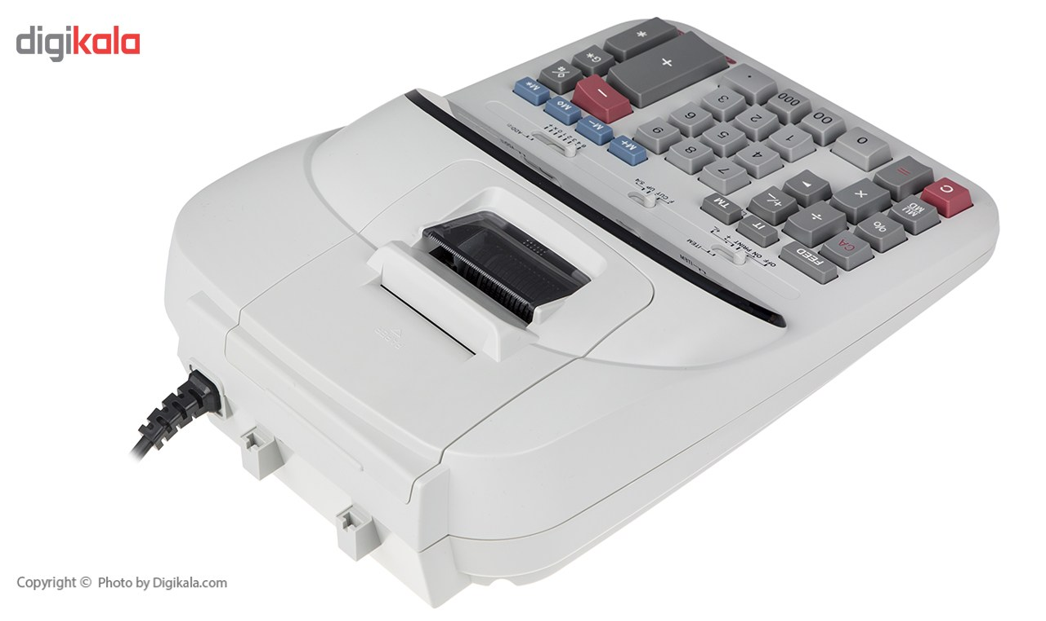 img ماشين حساب  DR-1212 LA کاسیو Casio DR1212LA Calculator