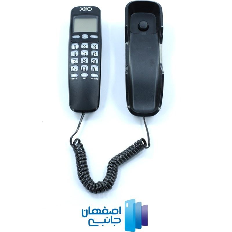 تصویر تلفن دیواری اوهو مدل OHO-307CID