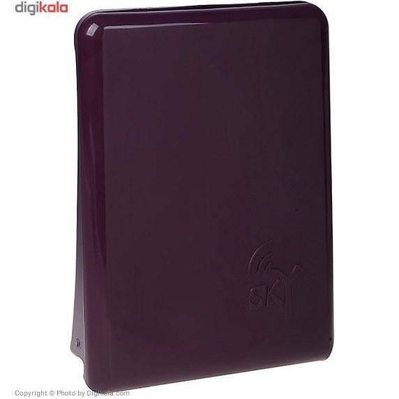 img آنتن دیجیتال رومیزی اسکای مدل BAT0627 پلاس SKY BAT0627 Plus Digital Indoor Antenna