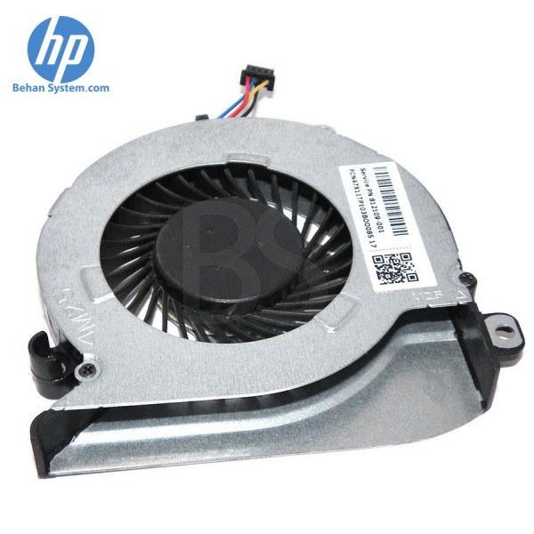 فن پردازنده لپ تاپ HP Pavilion 15-AB