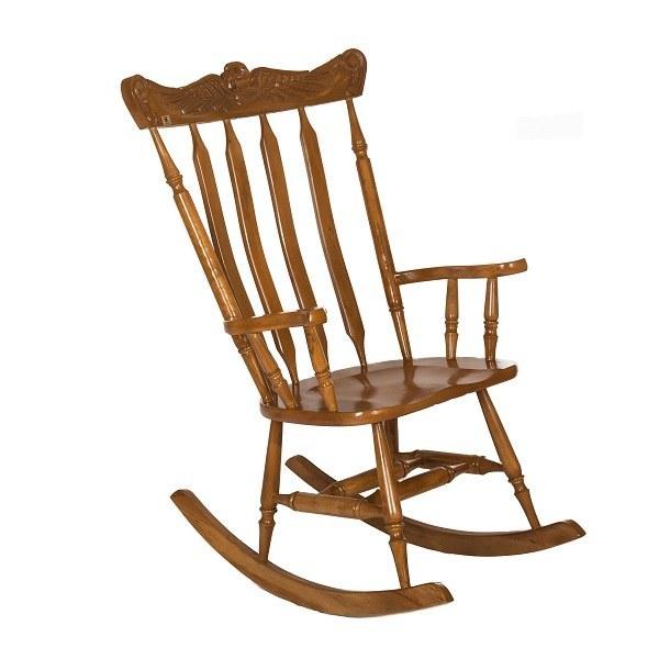صندلی راک لمکده مدل راش منبت