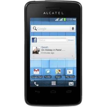تصویر گوشی آلکاتل وان تاچ پیکسی 4007D | ظرفیت 512 مگابایت Alcatel One Touch Pixi 4007D | 512MB