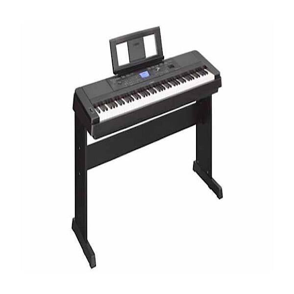 پیانو دیجیتال یاماها yamaha مدل DGX 660 آکبند