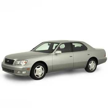 خودرو لکسوس LS400 اتوماتیک سال 2000 | Lexus LS400 2000 AT