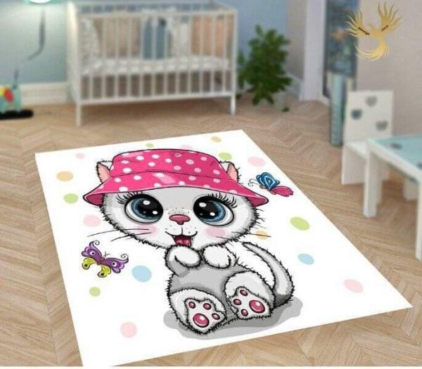 تصویر فرش کودکانه