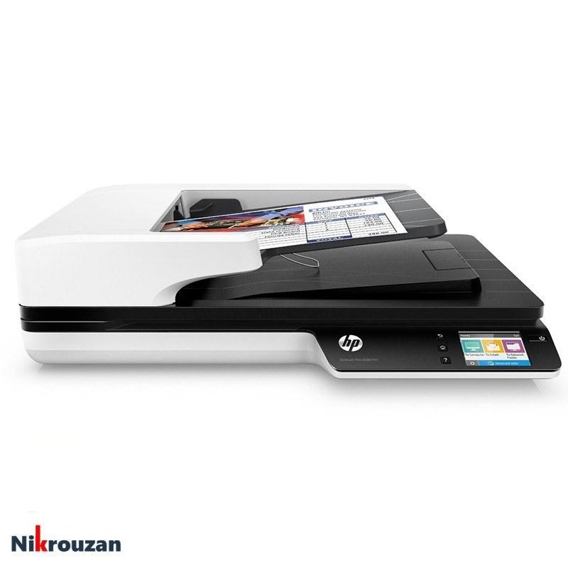 تصویر اسکنر اچ پی مدل HP ScanJet 4500
