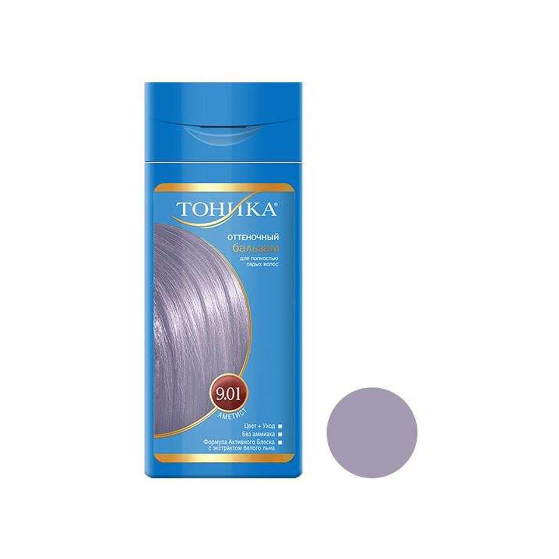 تصویر شامپو رنگ مو تونیکا شماره 9.01 حجم 150 میلی لیتر