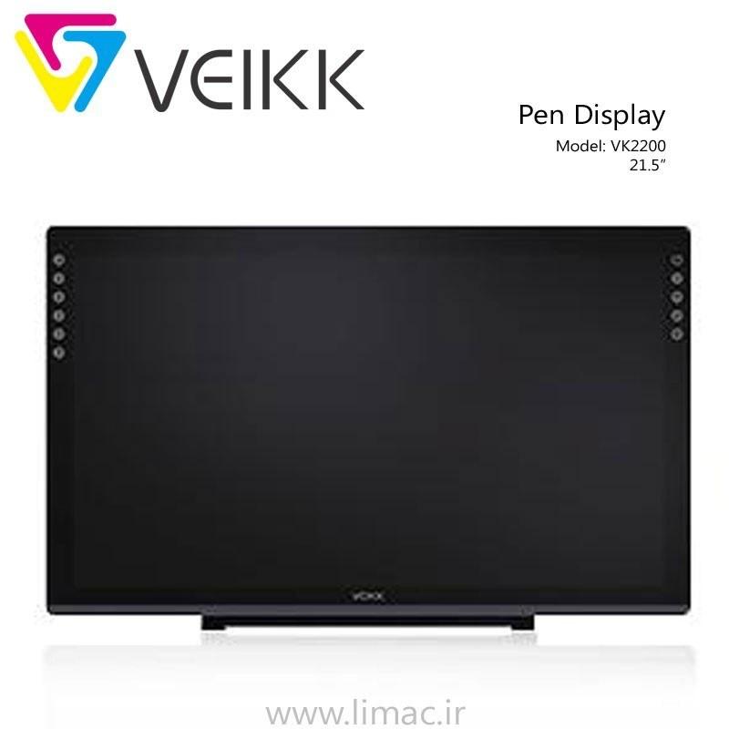 تصویر قلم و نمایشگر ویک Veikk VK2200