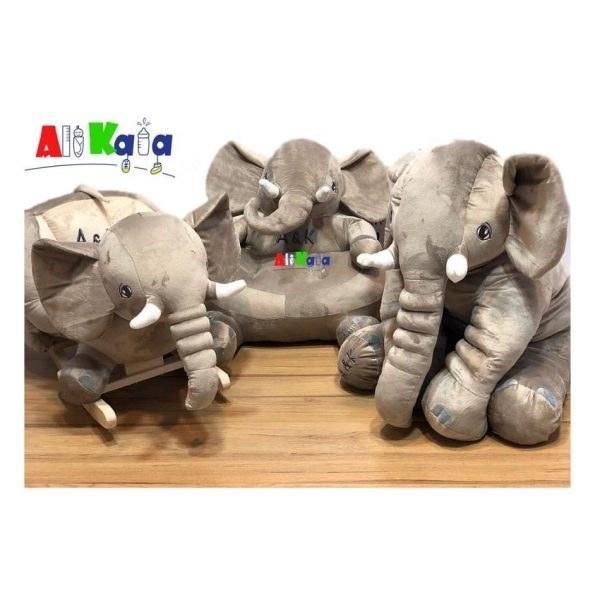 مبل و راکر کودک پولیشی فیل