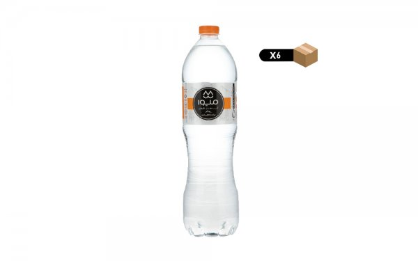 تصویر آبمعدنی 1.5 لیتری میوا  بسته 6 عددی
