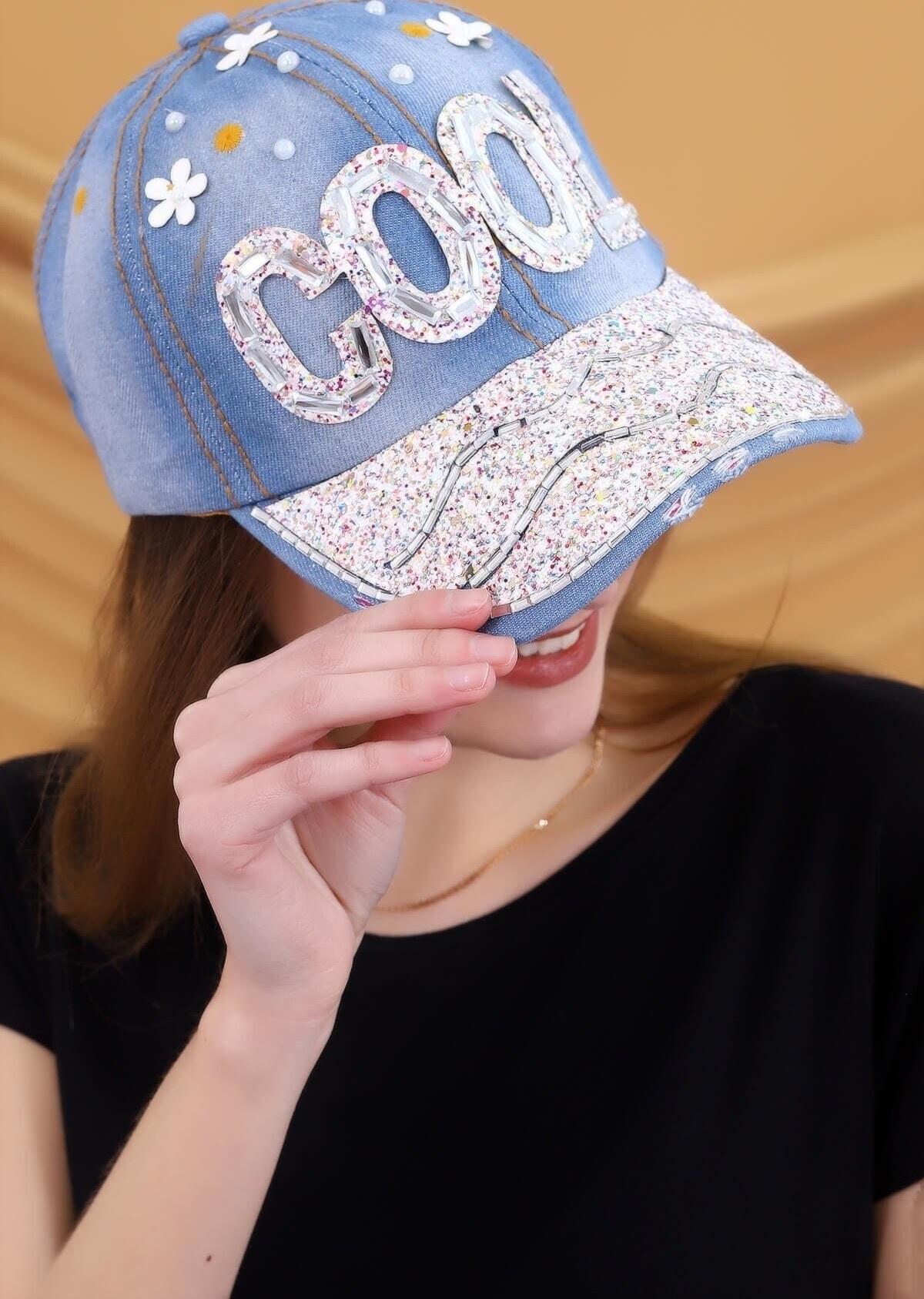 main images کلاه جین چاپ کار شده cool سنگی برند Deafox کد 1601191963
