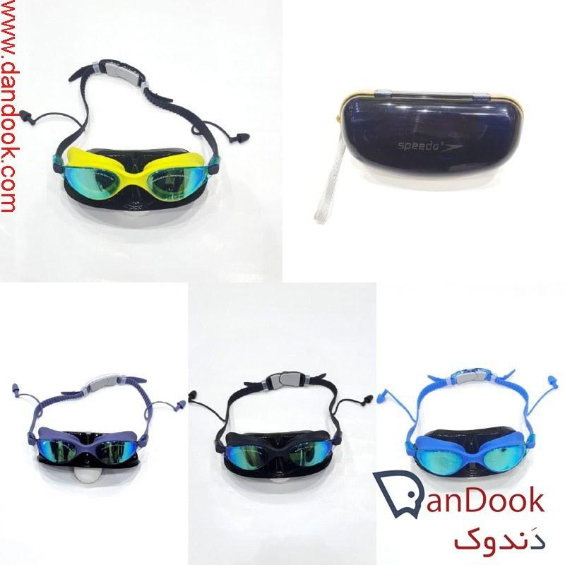 عینک شنا اسپیدو حرفه ای 2011